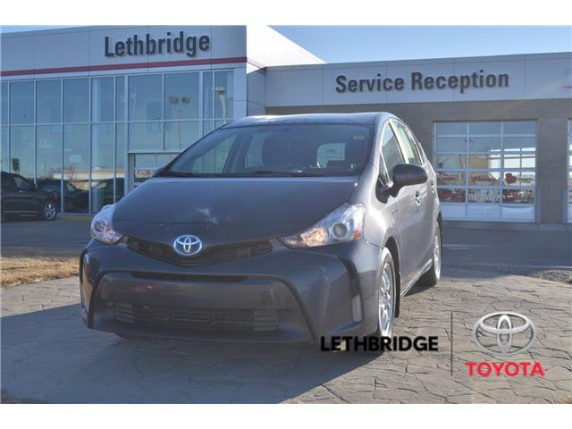 2016 Toyota Prius v Base (Stk: UC5123A) in Lethbridge - Image 1 of 27