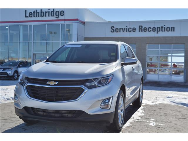 2018 Chevrolet Equinox LT (Stk: 0SI9591A) in Lethbridge - Image 1 of 25