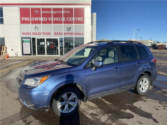 2015 Subaru Forester 2.5i Convenience Package (Stk: 1SI0483A) in Lethbridge - Image 1 of 5