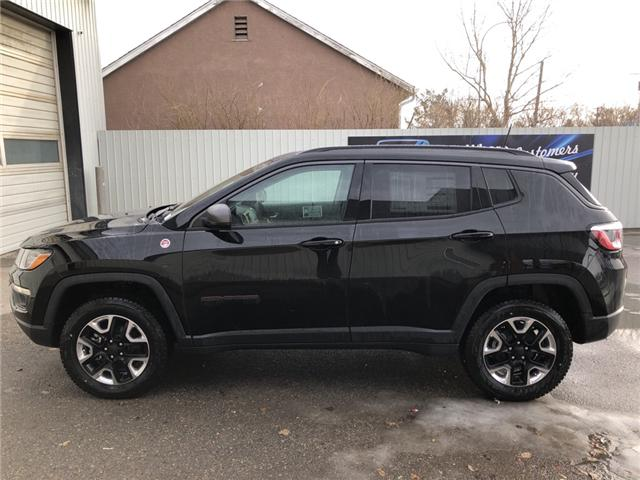 2018 Jeep Compass Trailhawk (Stk: 12001) in Fort Macleod - Image 2 of 24