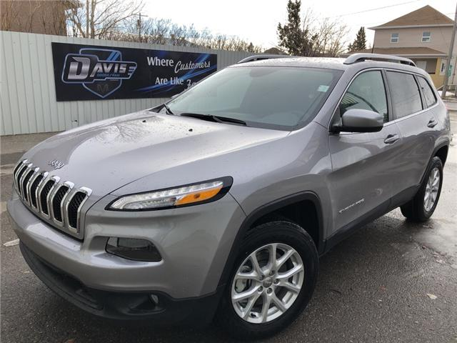 2018 Jeep Cherokee North (Stk: 12185) in Fort Macleod - Image 1 of 19