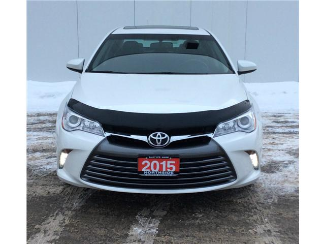 2015 Toyota Camry XLE (Stk: P4630) in Sault Ste. Marie - Image 2 of 10