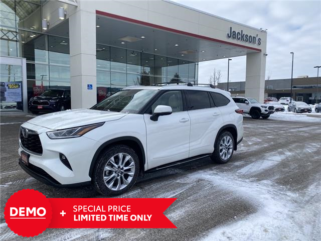 2020 Toyota Highlander Limited (Stk: 7474) in Barrie - Image 1 of 11