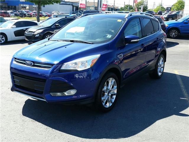 2014 Ford Escape Titanium 4WD (Stk: p17-146) in Dartmouth - Image 1 of 11