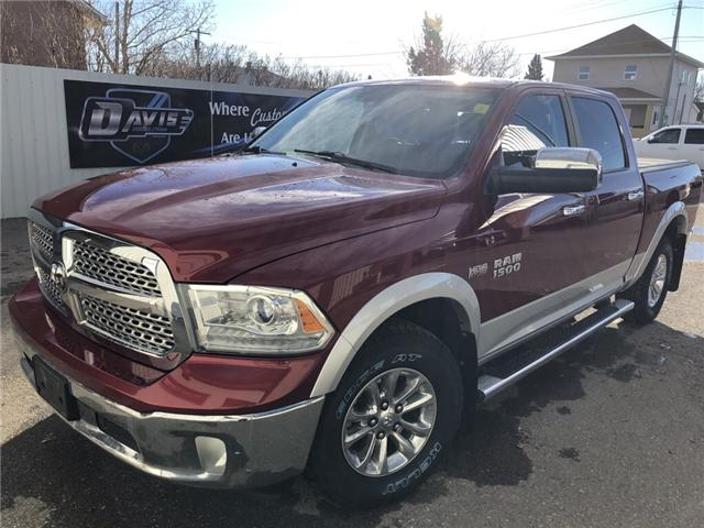 2015 RAM 1500 Laramie (Stk: 6371) in Fort Macleod - Image 1 of 24