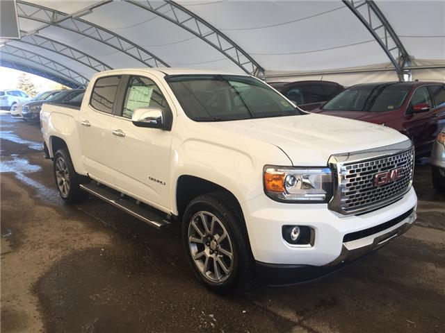 2018 GMC Canyon Denali (Stk: 160604) in AIRDRIE - Image 1 of 19