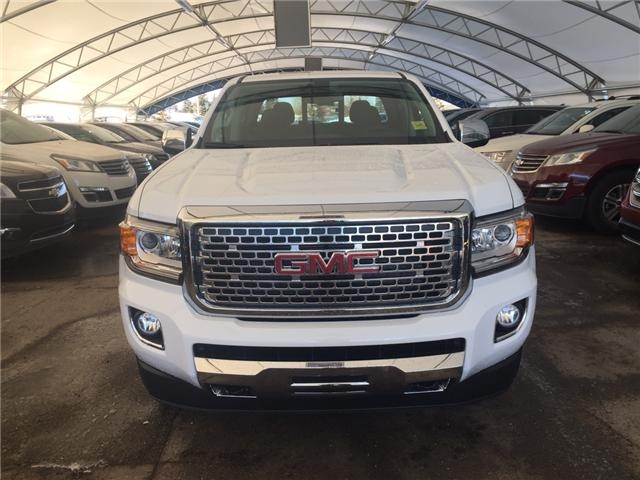2018 GMC Canyon Denali (Stk: 160604) in AIRDRIE - Image 2 of 19