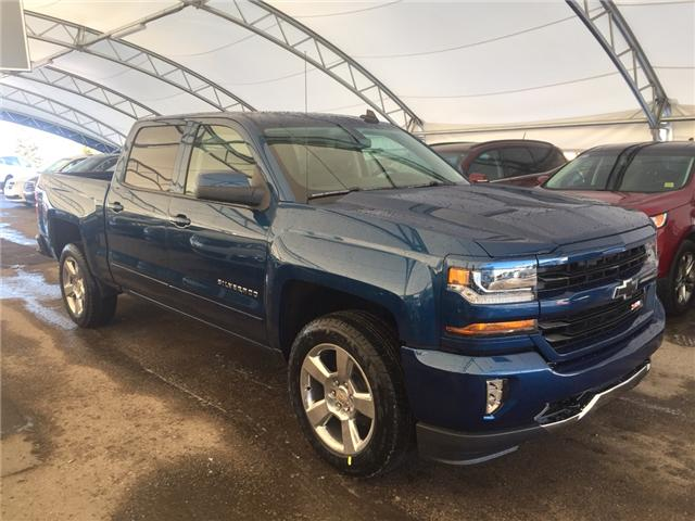 2018 Chevrolet Silverado 1500 LT (Stk: 160716) in AIRDRIE - Image 1 of 18