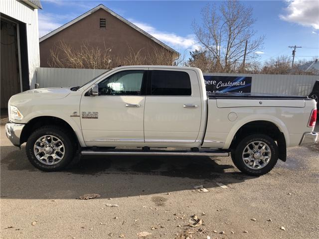 2016 RAM 3500 Longhorn (Stk: 9118) in Fort Macleod - Image 2 of 26