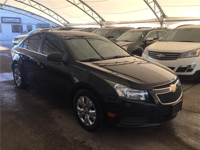 2012 Chevrolet Cruze LS (Stk: 161093) in AIRDRIE - Image 1 of 17