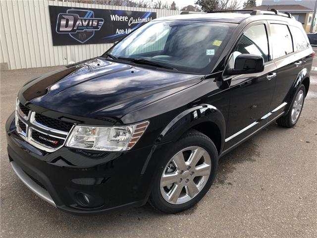 2017 Dodge Journey GT (Stk: 9863) in Fort Macleod - Image 1 of 25