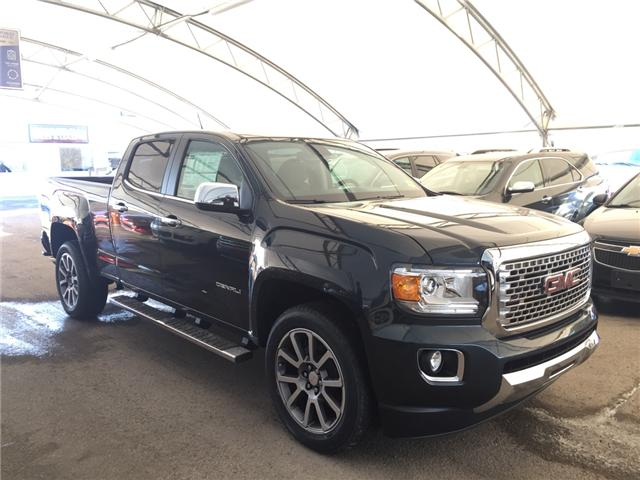 2018 GMC Canyon Denali (Stk: 160463) in AIRDRIE - Image 1 of 21