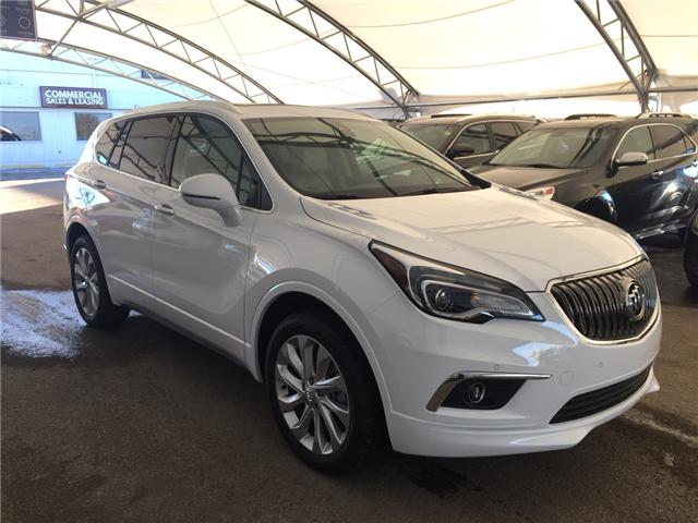 2018 Buick Envision Premium I (Stk: 161280) in AIRDRIE - Image 1 of 24