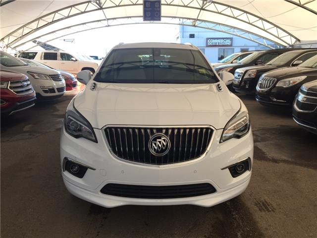 2018 Buick Envision Premium I (Stk: 161280) in AIRDRIE - Image 2 of 24