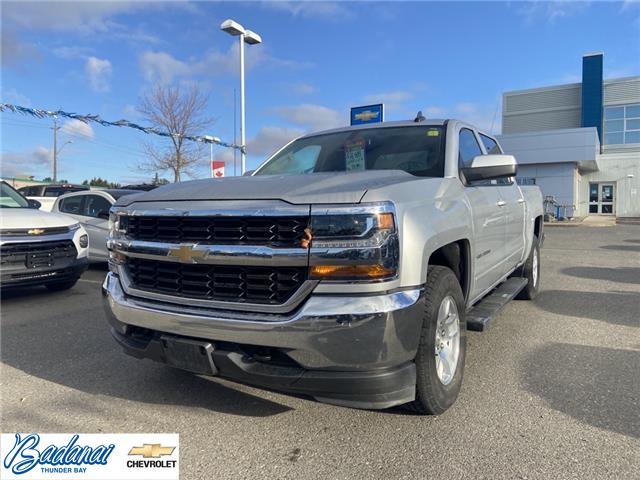 2017 Chevrolet Silverado 1500  (Stk: L441A) in Thunder Bay - Image 1 of 21