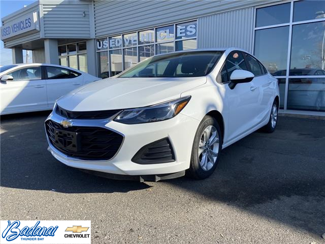 2019 Chevrolet Cruze LT (Stk: 8780R) in Thunder Bay - Image 1 of 20