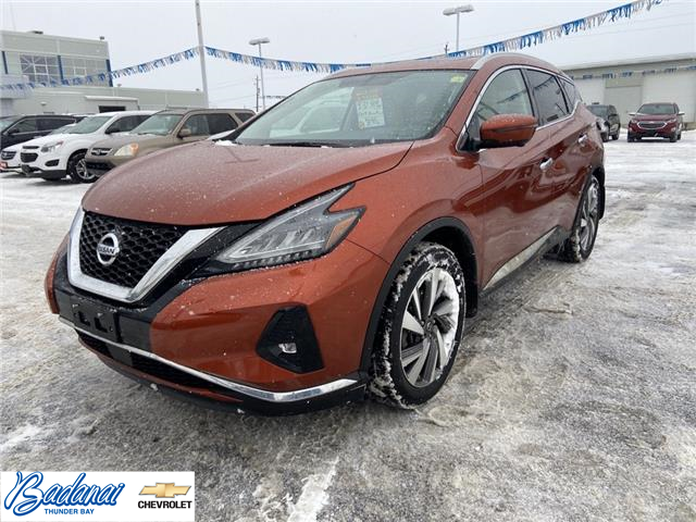 2019 Nissan Murano  (Stk: M119A2) in Thunder Bay - Image 1 of 21