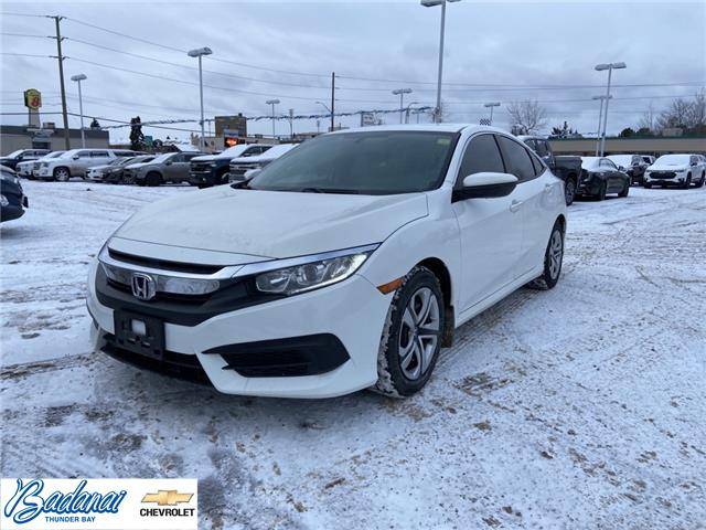 2016 Honda Civic LX (Stk: 8792) in Thunder Bay - Image 1 of 20