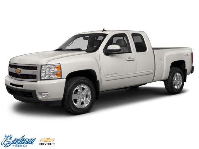 2013 Chevrolet Silverado 1500 LS (Stk: M163A) in Thunder Bay - Image 1 of 1