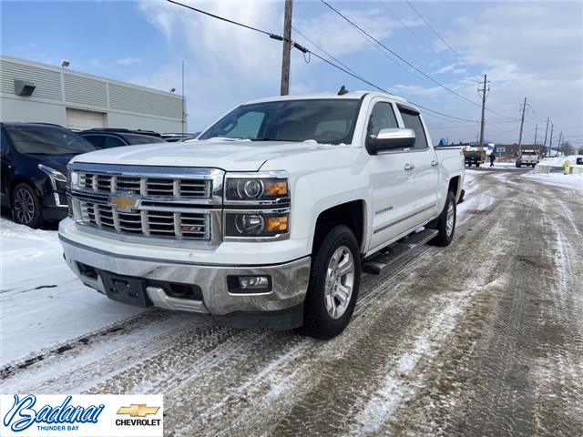 2015 Chevrolet Silverado 1500  (Stk: M104B) in Thunder Bay - Image 1 of 20