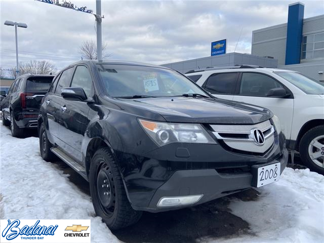 2008 Acura MDX Technology Package (Stk: M011C) in Thunder Bay - Image 1 of 1