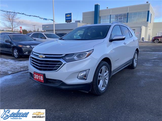 2018 Chevrolet Equinox Premier (Stk: 8794) in Thunder Bay - Image 1 of 20