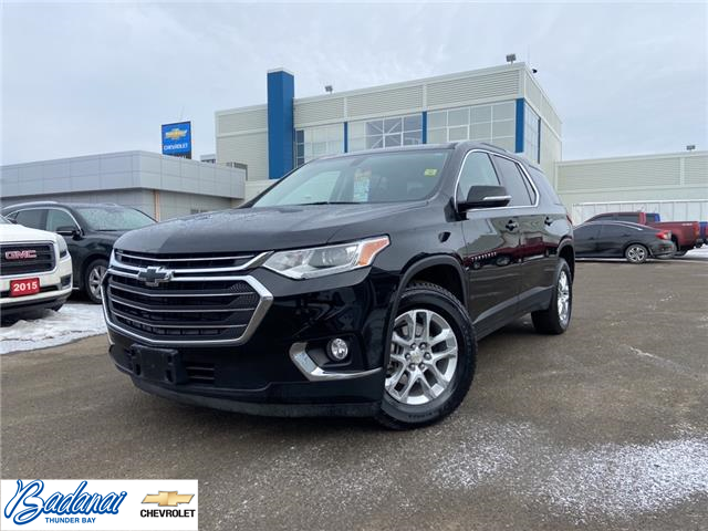 2018 Chevrolet Traverse LT (Stk: M136A) in Thunder Bay - Image 1 of 21