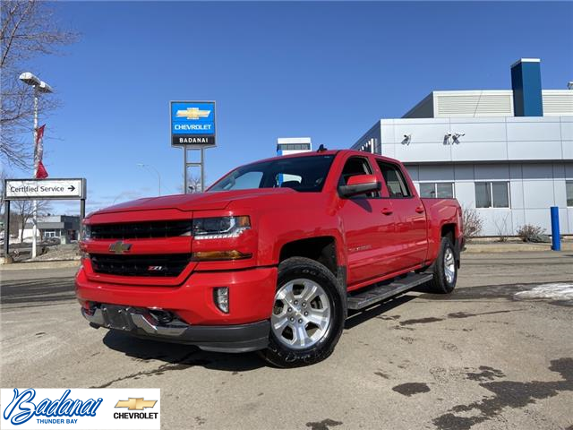 2016 Chevrolet Silverado 1500  (Stk: M235A) in Thunder Bay - Image 1 of 22