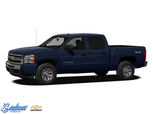 2012 Chevrolet Silverado 1500 LS (Stk: M255A) in Thunder Bay - Image 1 of 1