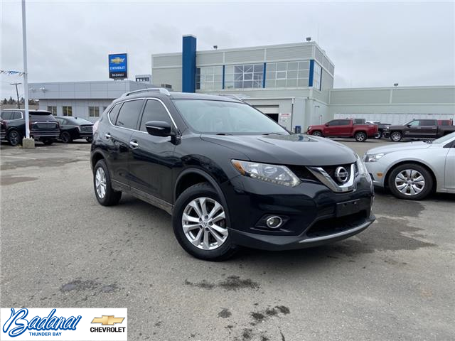 2015 Nissan Rogue  (Stk: M266B) in Thunder Bay - Image 1 of 19