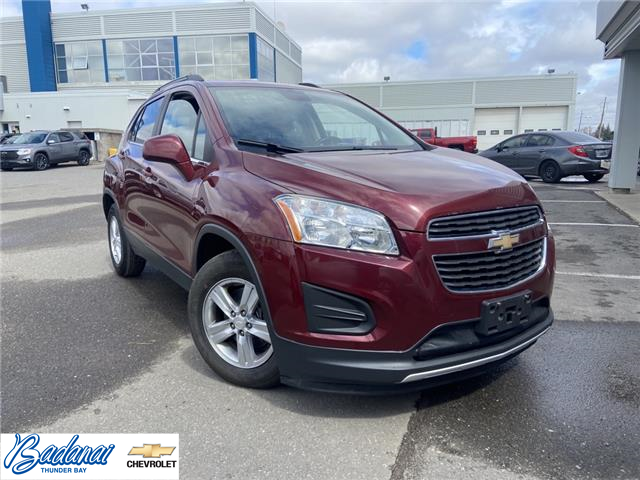 2015 Chevrolet Trax 1LT (Stk: M227A) in Thunder Bay - Image 1 of 19