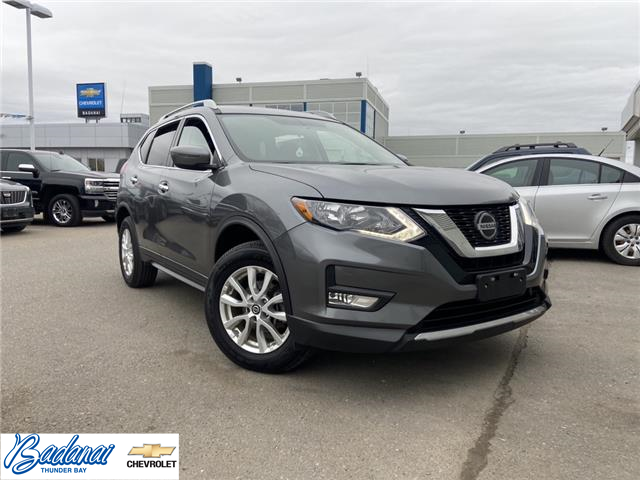 2018 Nissan Rogue  (Stk: M365B) in Thunder Bay - Image 1 of 20