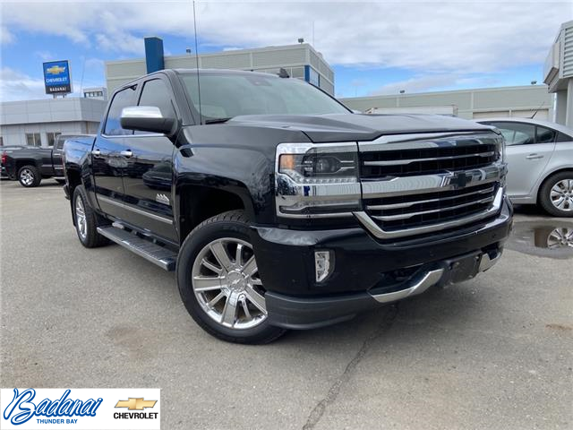 2017 Chevrolet Silverado 1500 High Country (Stk: M276A) in Thunder Bay - Image 1 of 20