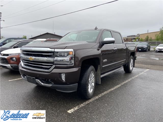 2016 Chevrolet Silverado 1500 High Country (Stk: M233A) in Thunder Bay - Image 1 of 6