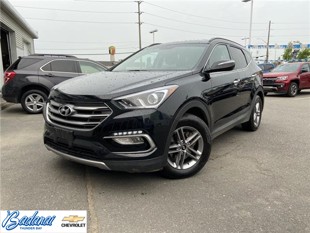2017 Hyundai Santa Fe Sport  (Stk: M343A) in Thunder Bay - Image 1 of 19