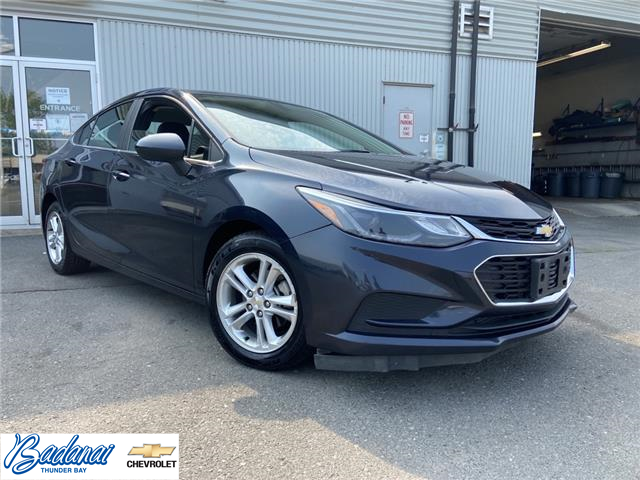 2016 Chevrolet Cruze LT Auto (Stk: M344A) in Thunder Bay - Image 1 of 19