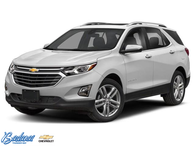 2018 Chevrolet Equinox Premier (Stk: M166A) in Thunder Bay - Image 1 of 9