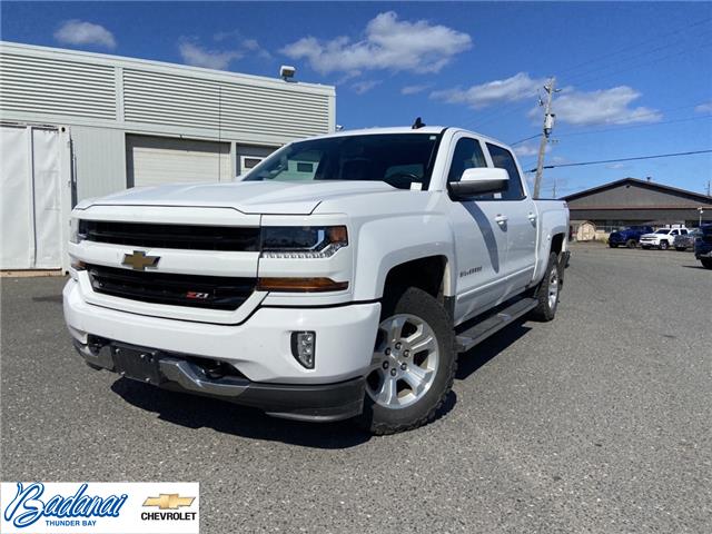 2018 Chevrolet Silverado 1500  (Stk: M325A) in Thunder Bay - Image 1 of 4