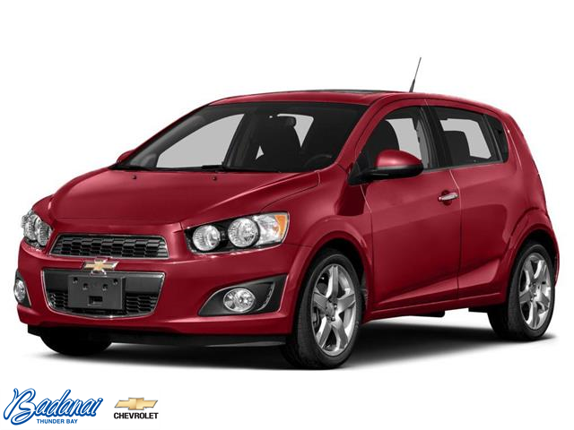 2015 Chevrolet Sonic LT Auto (Stk: M188A1) in Thunder Bay - Image 1 of 10