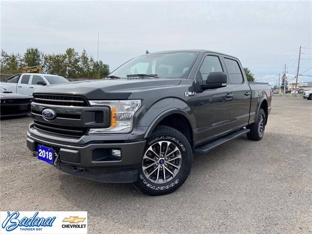 2018 Ford F-150  (Stk: M414A) in Thunder Bay - Image 1 of 20