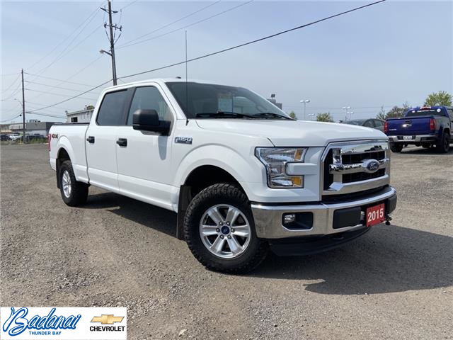 2015 Ford F-150  (Stk: M141E) in Thunder Bay - Image 1 of 21