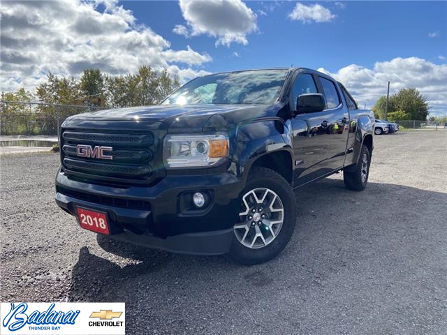 2018 GMC Canyon  (Stk: 8849) in Thunder Bay - Image 1 of 21