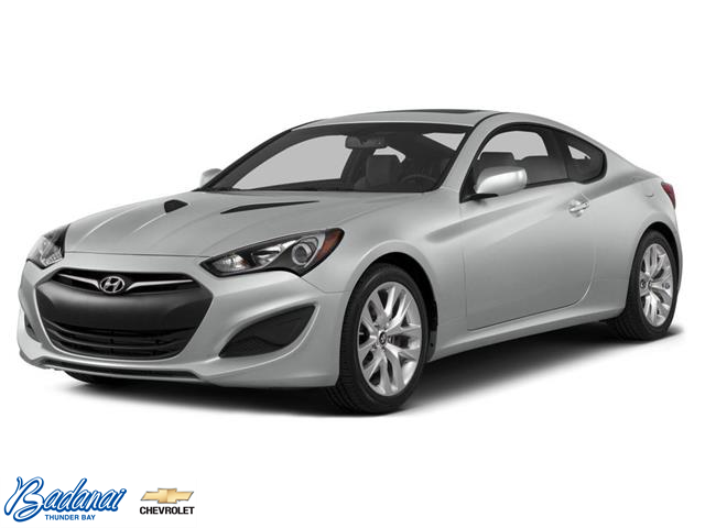 2013 Hyundai Genesis Coupe  (Stk: N010A) in Thunder Bay - Image 1 of 10