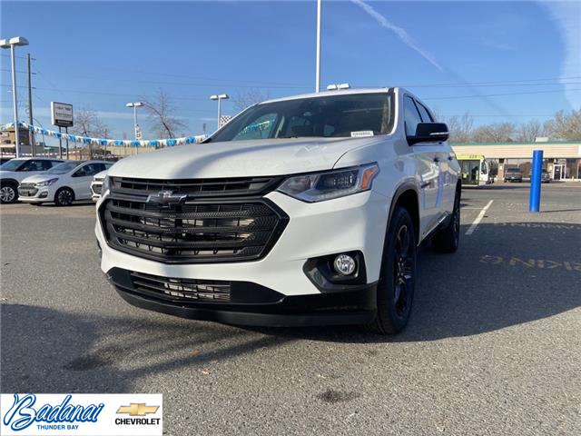 2021 Chevrolet Traverse Premier (Stk: M082) in Thunder Bay - Image 1 of 21