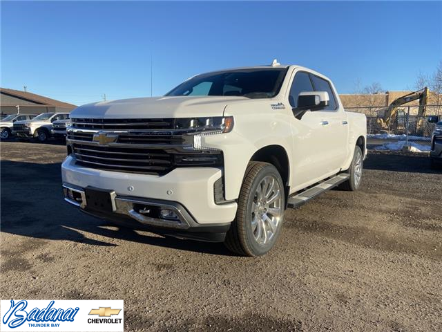 2021 Chevrolet Silverado 1500 High Country (Stk: M111) in Thunder Bay - Image 1 of 20