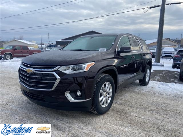 2021 Chevrolet Traverse LT Cloth (Stk: M150) in Thunder Bay - Image 1 of 19