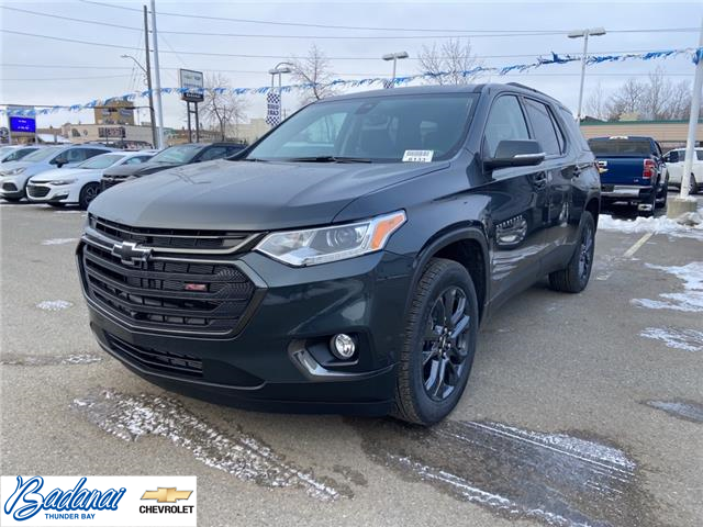 2021 Chevrolet Traverse RS (Stk: M186) in Thunder Bay - Image 1 of 18