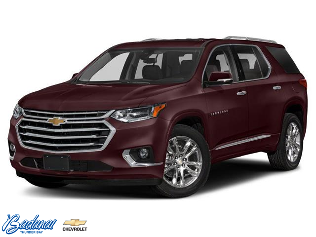 2021 Chevrolet Traverse Premier (Stk: M198) in Thunder Bay - Image 1 of 9