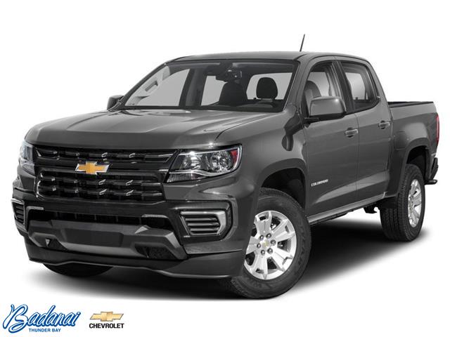 2021 Chevrolet Colorado WT (Stk: M212) in Thunder Bay - Image 1 of 9