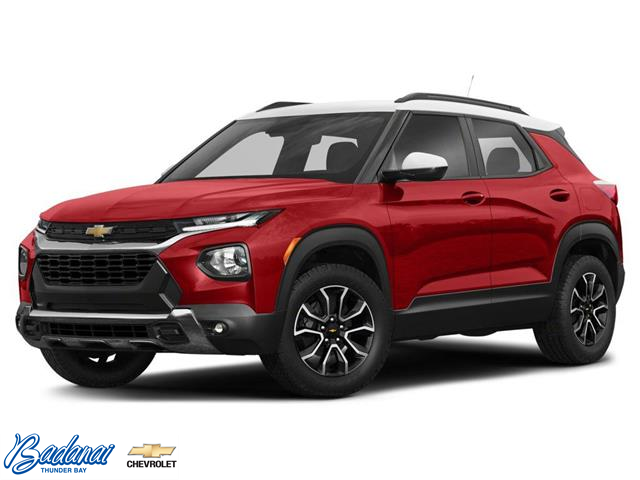 2021 Chevrolet TrailBlazer RS (Stk: M222) in Thunder Bay - Image 1 of 3